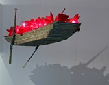 "Photo of artwork ""A Boat with Dreams"" by Cai Guo-Qiang of exhibition I Look at Things... 1"