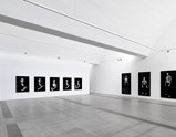 Installation view of exhibition The Book of Kings by Shirin Neshat 8