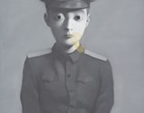 "Photo of artwork ""My Dream: Little General"" by Zhang Xioagang of exhibition I Look at Things"