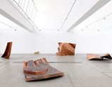"Installation view of artwork ""We the People(Detail)"" and ""无标题"" by Danh Vo of exhibition We the People(Detail) 1"
