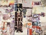 Photo of artwork Mirthday Man by Robert Rauschenberg of exhibition I Look at Things...