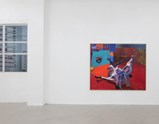 Installation view The Rejected Paintings 4