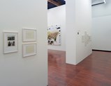 "Installation view of exhibition ""Painting as Shooting"" by Liu Xiaodong 7"