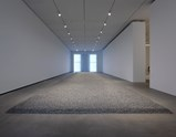 "Installation view of artwork ""Sunflower Seeds"" by  Ai Weiwei of exhibition Ruptures 14"