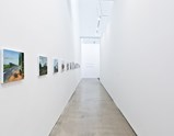 "Installation view of exhibition ""Diary of an Empty City"" by Liu Xiaodong"