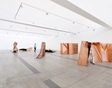 "Installation view of artwork ""We the People(Detail)"" and ""无标题"" by Danh Vo of exhibition We the People(Detail) 5"